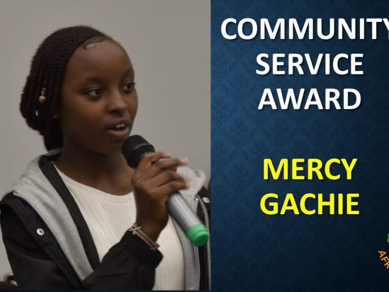 Mercy Gachie