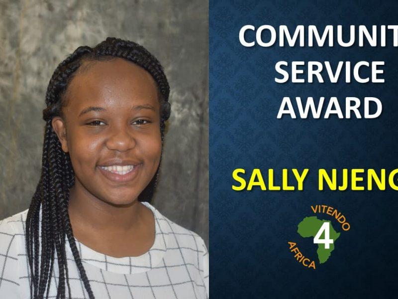 Sally Njenga