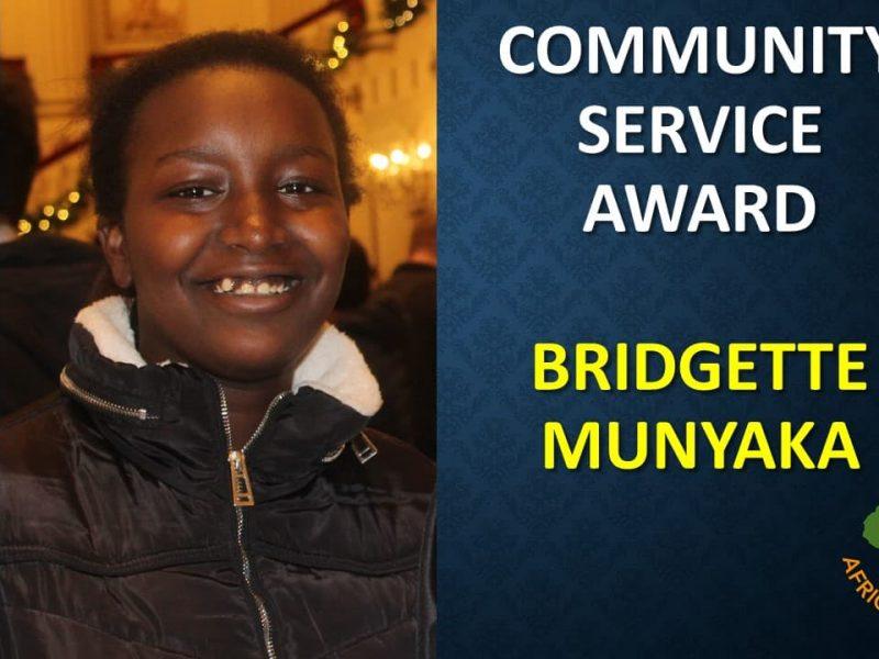 Bridgette Munyaka